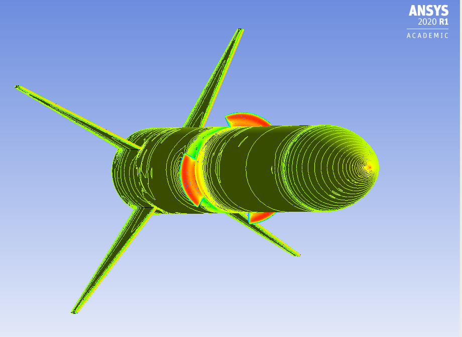 CFD Analysis of Rocket Design with Airbrakes